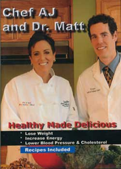 Healthy Made Delicious DVD
