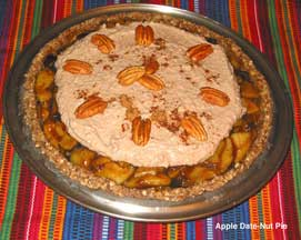 AppleDate-Nut Pie