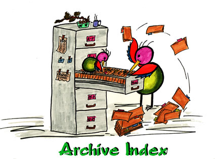 Archive Index
