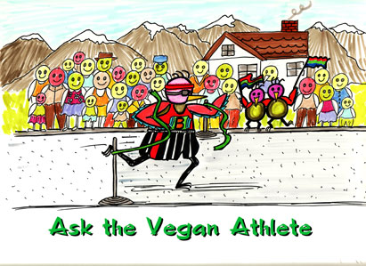Ask the Vegan Athlete