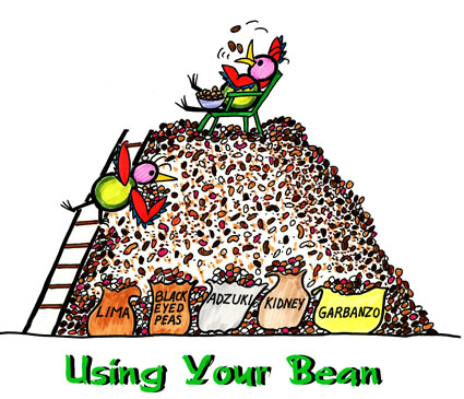 Using Your Bean
