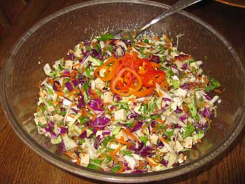 Country Cabbage Salad