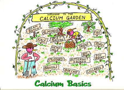 Vegetables Contain Calcium Vegetarians in paradisecalcium basics chartsvegan vegetarian sources workwithnaturefo