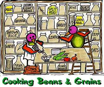 Cooking Beans and Grains