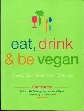 eat, drink,  & be vegan