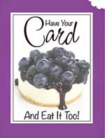 Eat the Fine Print Greeting Cards
