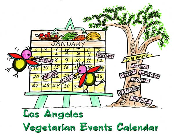 Los Angeles Vegetarian Events