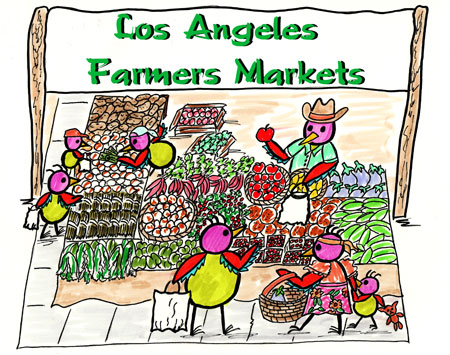 Los Angeles County Farmers' Markets