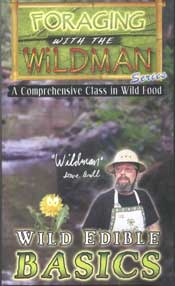 Wild Edible Basics
