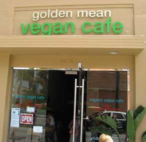 Golden Mean Vegan Cafe