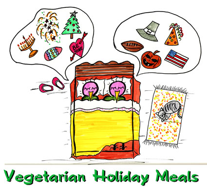 Vegan/Vegetarian Holiday Meals