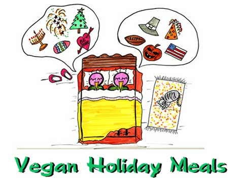 Vegan Holiday Meals