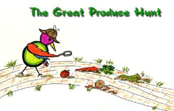 The Great Produce Hunt
