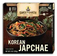 Sweet Earth Japchae