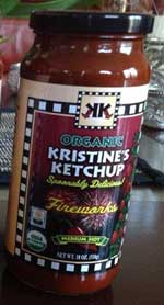 Kristine's Ketchup