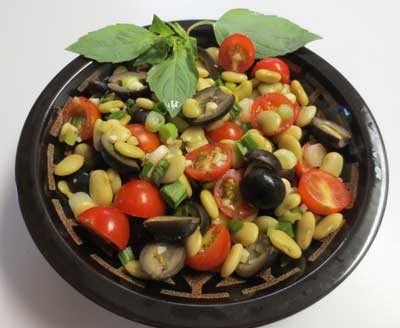 SummerLima Bean Salad