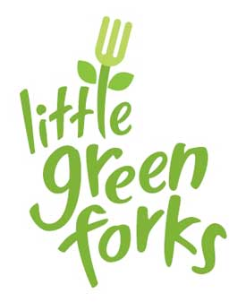 Image result for little green forks logo