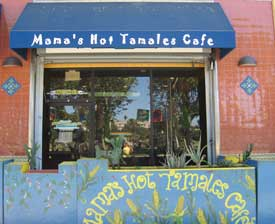 Mama's Hot Tamales Cafe