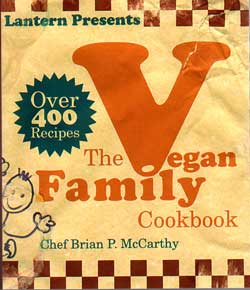 Vegan Family Cookbook