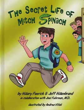 Secret Life of Mitch Spinach