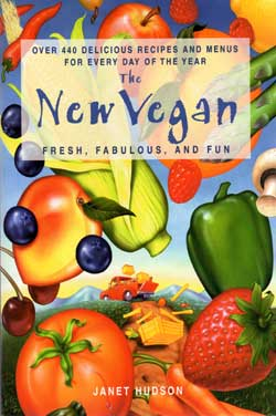 New Vegan Cookbook