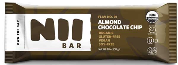 NII Bar--Almond Chocolate Chip