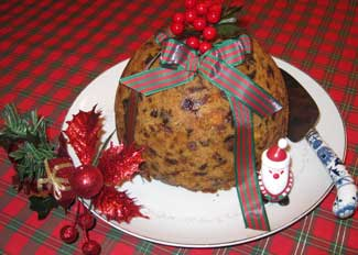 Grandma's Plum Pudding
