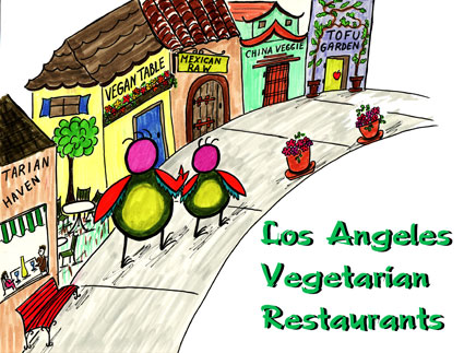 Los Angeles Vegetarian Restaurants