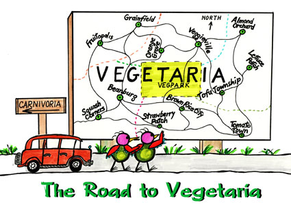 The Road to Vegetaria