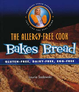 Allergiy-Free Cook Bakes Bread