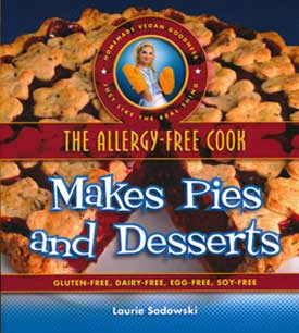 Allergy-Free Cook Makes Pies and Desserts