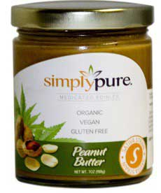Simply Pure Peanut Butter