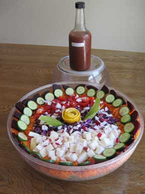 Strawberry Orange Dressing