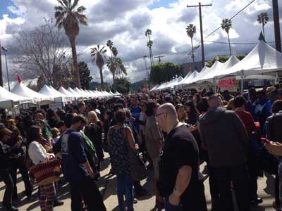Los Angeles Vegan Street Fair