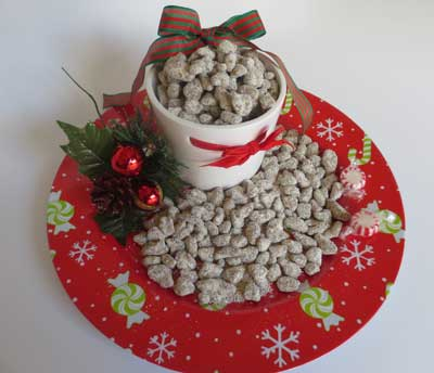 Sugarplum Spiced  Nuts