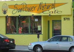 SunPower Natural Cafe