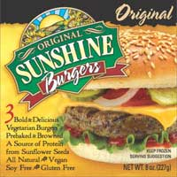 Sunshine Original  Burger