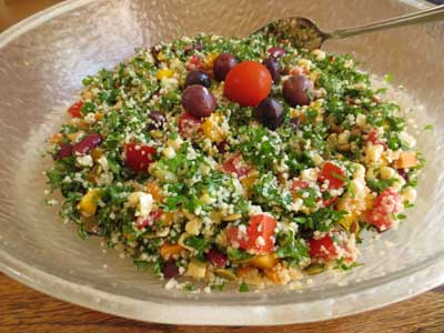 California Tabbouli Salad