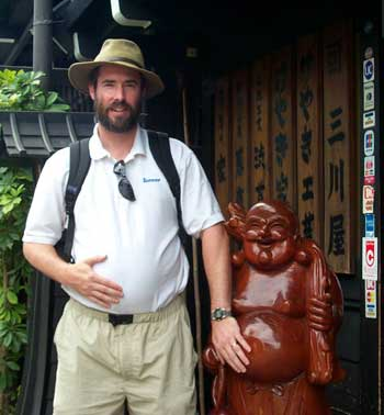 John Tanner and Buddha