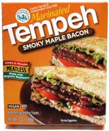Tofurky Treehouse Tempeh Smoky Maple Bacon