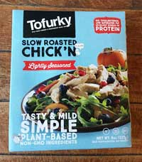 Tofurky Slow Roasted Chick'n'