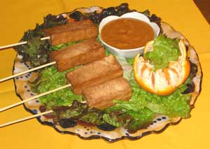 Marinated Tofu Fingers