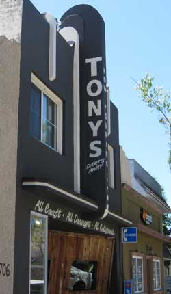 Tony's Darts Away Restaurant