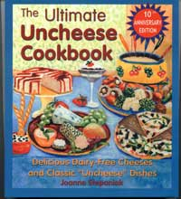 Uncheese Cookbook