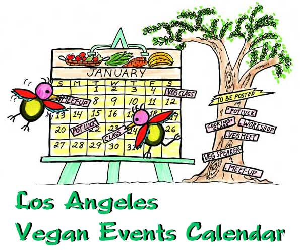 Los Angeles Vegan Events