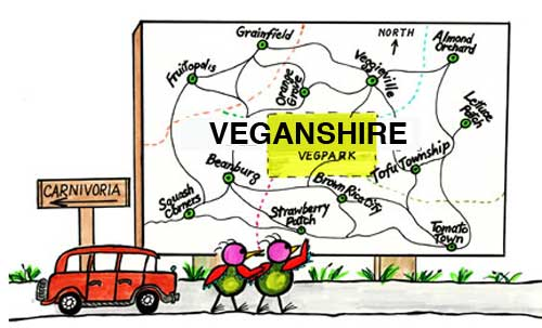 Road to Veganshire