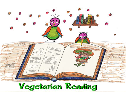 Vegetarian Books