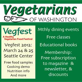 Vegetarians of Washington