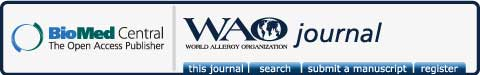 World Allergy Organization Journal