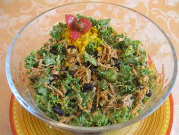 Mighty Fine Kale Salad